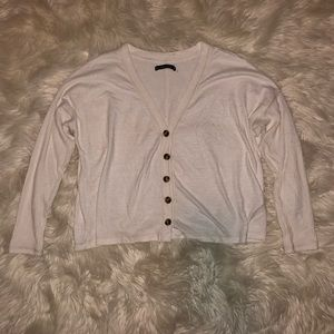 Abercrombie & Fitch Button Down Cardigan